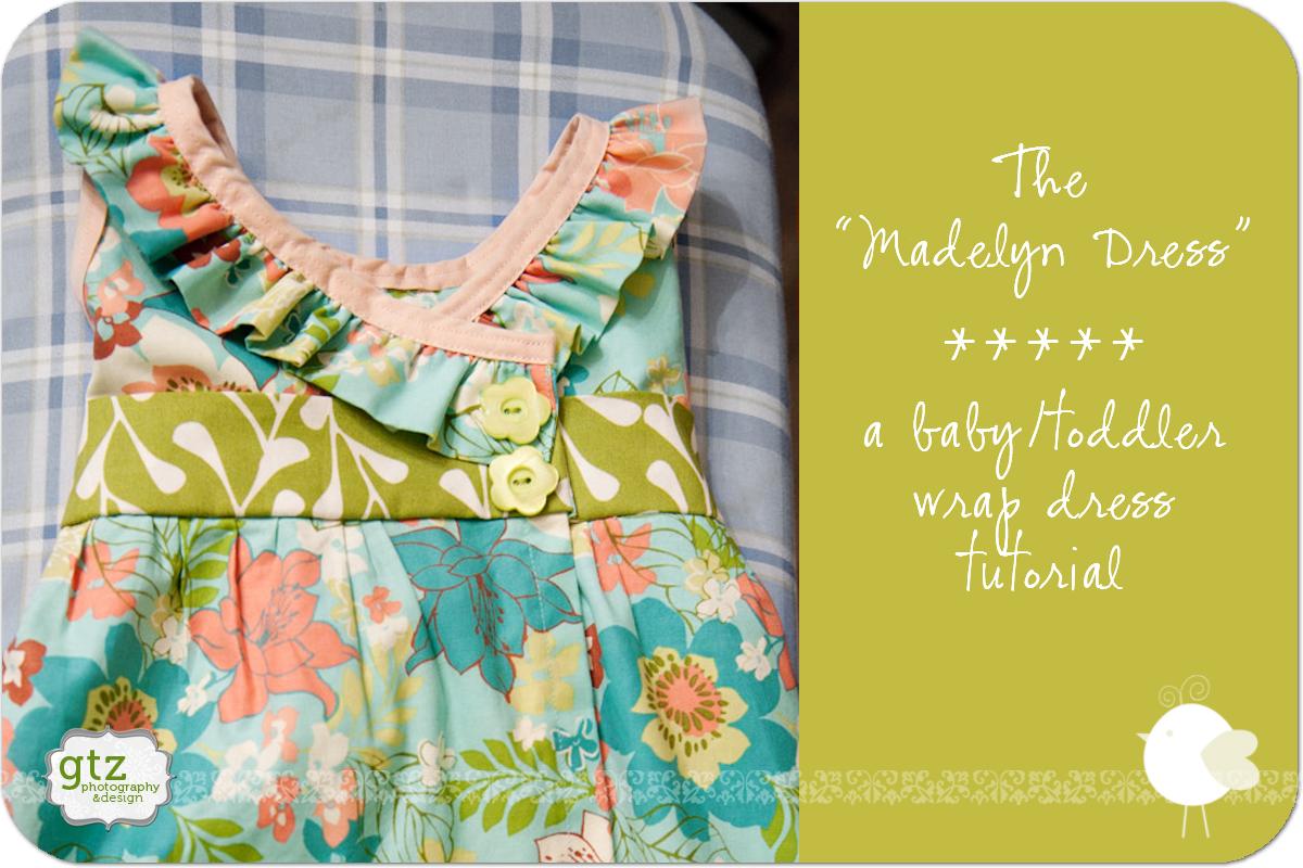 "ebbc859c7 Tutorial  The ""Madelyn Dress"""