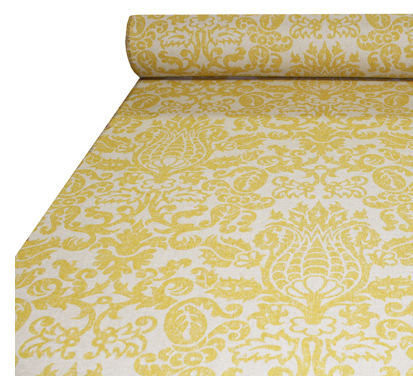 Bodega Fabric in Maize/Linen