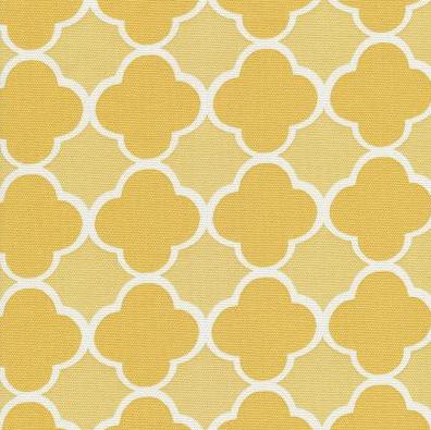 Braemore Emilio Lemon Drop Fabric