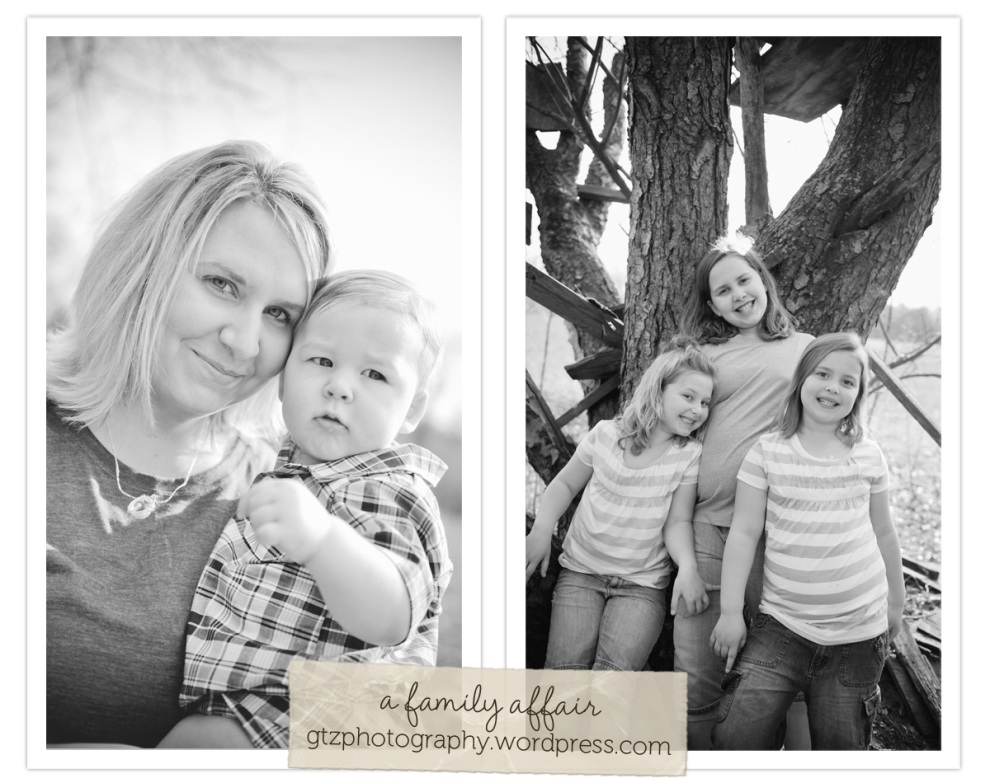 mother and children photos