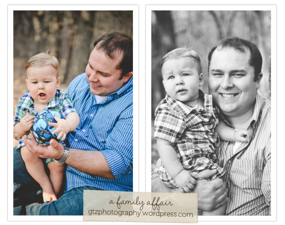 father and baby boy photos